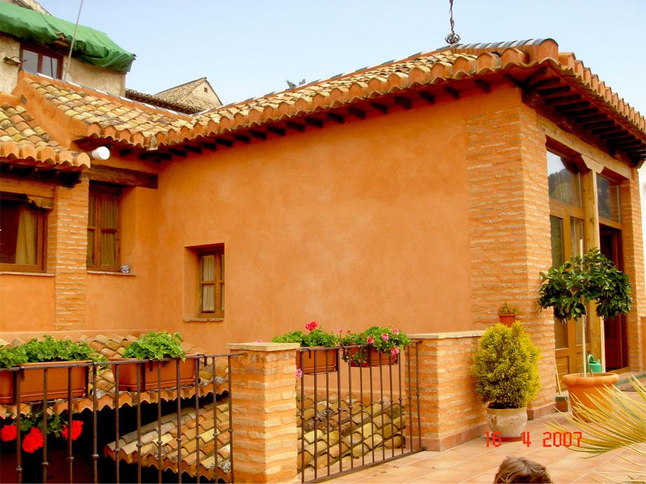 Inmobiliaria oasis comprar casas en granada su casa en for La azotea de la casa de granada