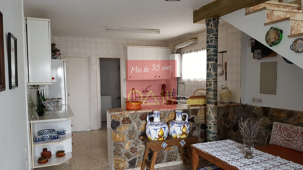 Excellent oportunity for investment near the entrance of the Alhambra - Kitchen of the house