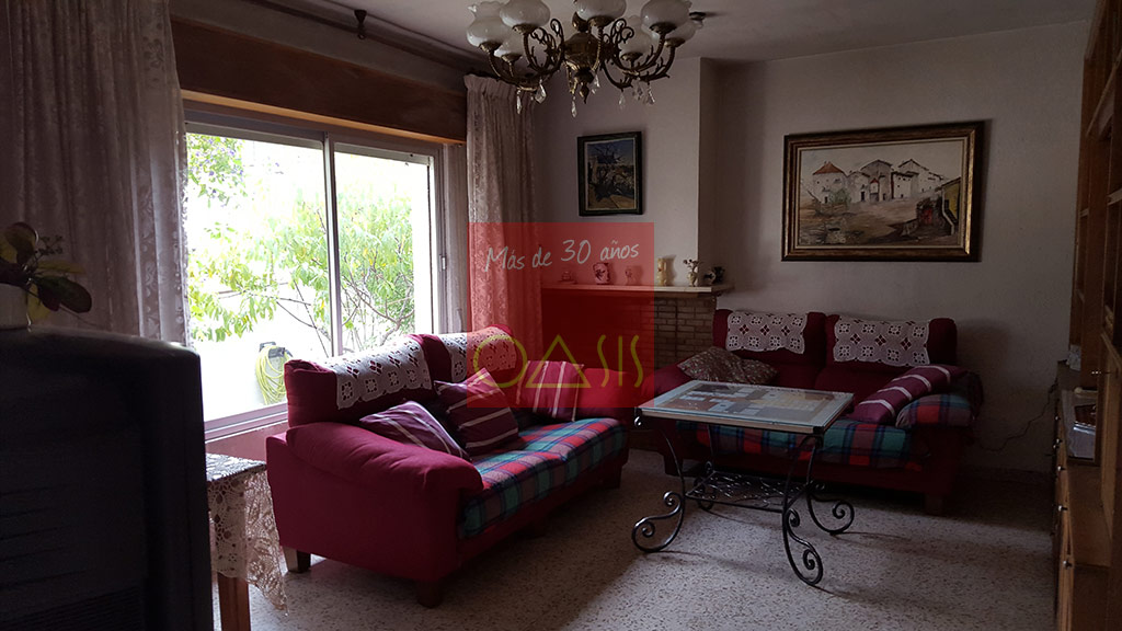 Excellent oportunity for investment near the entrance of the Alhambra - Main living room