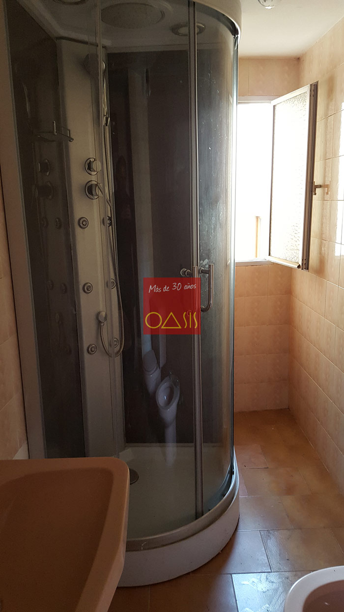 Bathroom - Oasis Real Estate - Great investment oportunity in Albaicín bajo