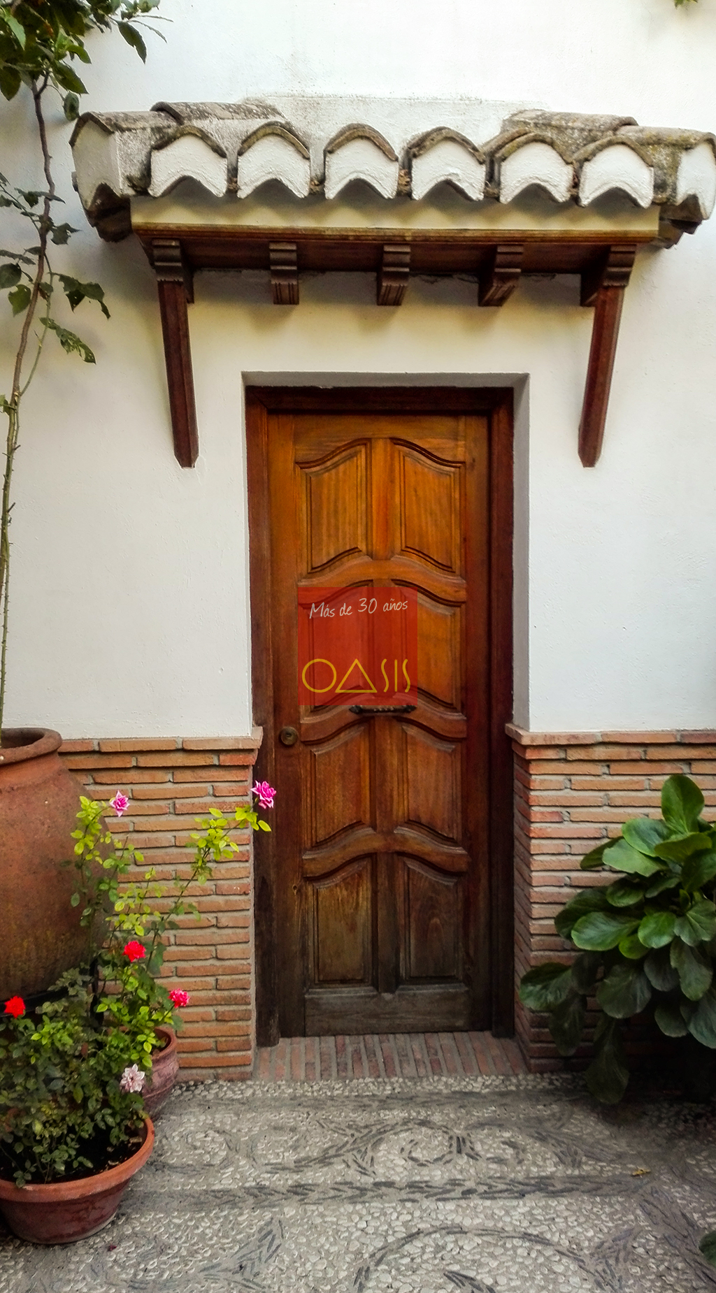 One of the best Carmen in the Albaicin - Oasis Real Estate, 30 years of experience in historical Granada