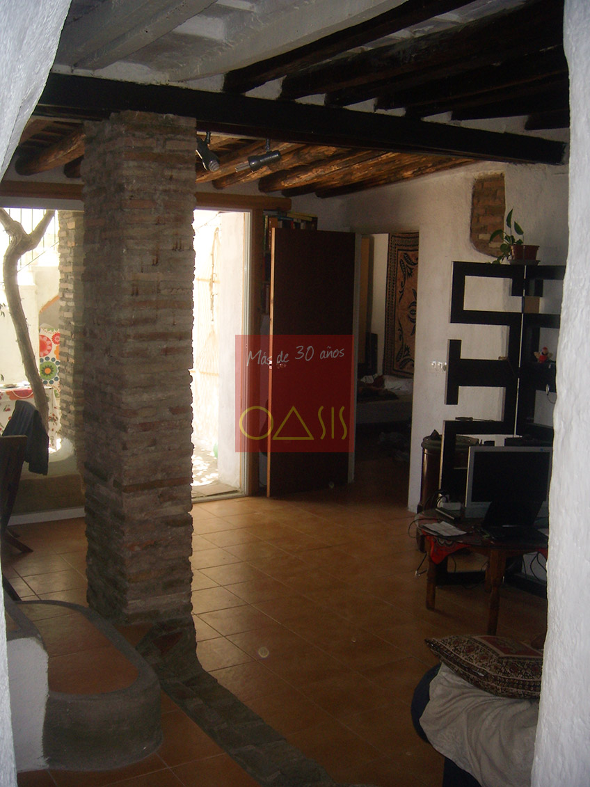 Original house in Albaicin Granada - Oasis Real Estate, live the Albayzin!