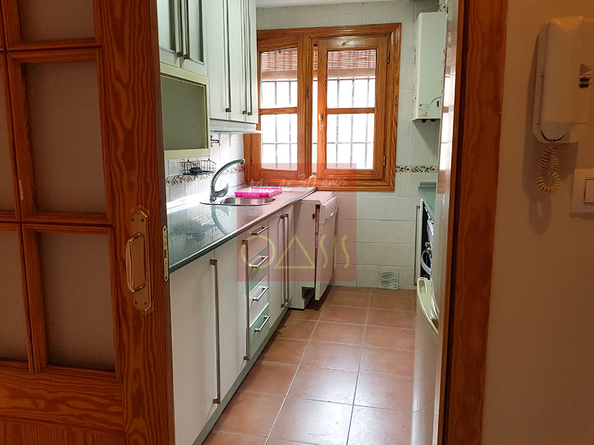 Inmobiliaria Oasis - Piso en zona Arco de Elvira - Wonderful flat for families in Granada
